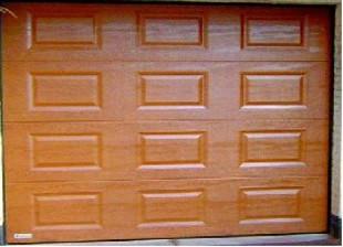 peindre porte garage bois porte de garage en bois pliante sur